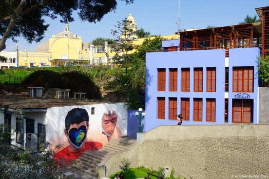 Pérou, Lima, Barranco