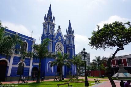 Pérou, Lima, coeur historique