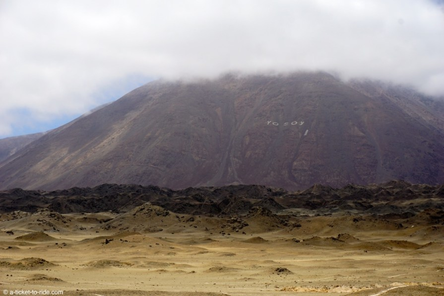Pérou, Nazca, sur la route