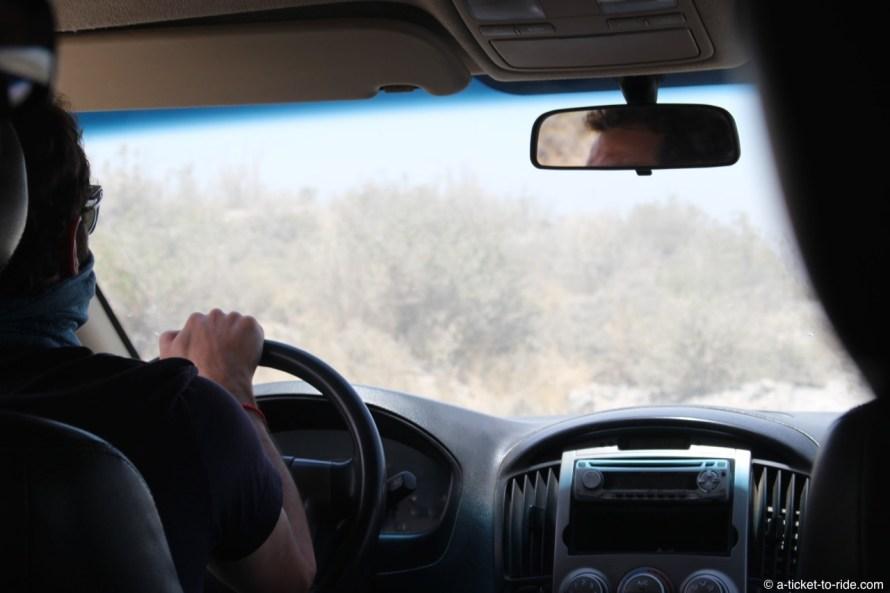 Conduire au Pérou, en voiture de location