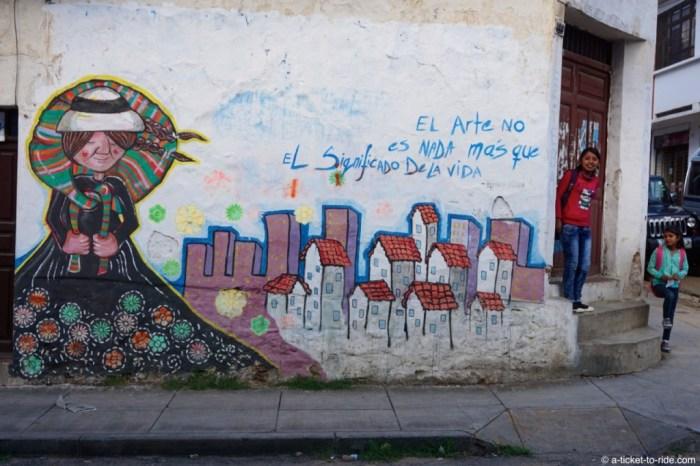 Bolivie, Sucre