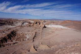 Chili, San Pedro de Atacama, Valle de la luna