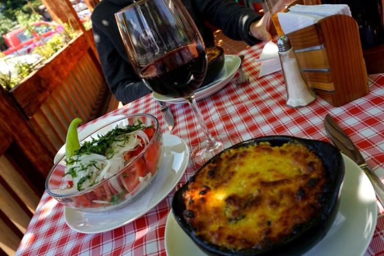 Chili, gastronomie