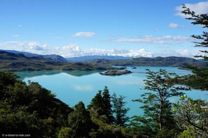 Chili, Torres del Paine, jour 3