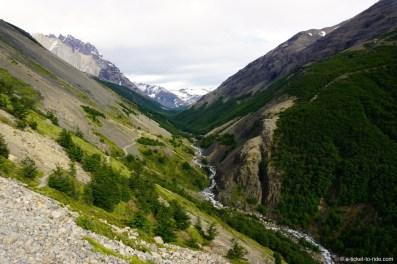 Chili, Torres del Paine, jour 4