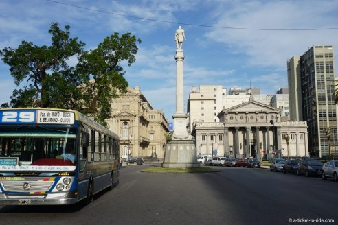 Argentine, Buenos Aires