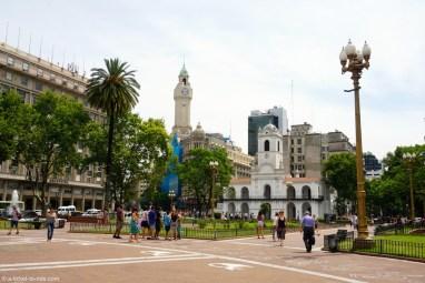 Argentine, Buenos Aires, Plaza de Mayo