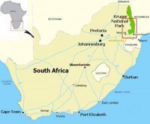 Carte Afrique Du Sud Parc Kruger.Reussir Son Safari Au Parc Kruger Tous Nos Conseils A