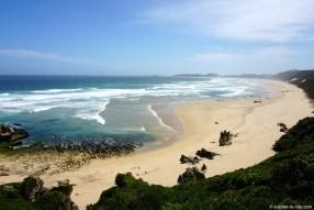 Afrique du Sud, Knysna, Brenton beach