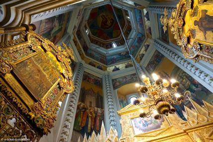 Russie, Moscou, intérieur Basile le Bienheureux