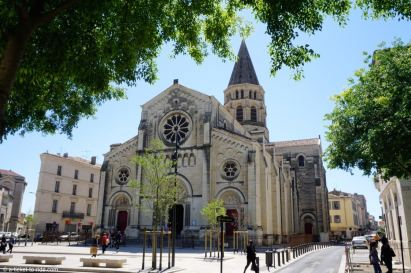 Nîmes, église Saint-Paul