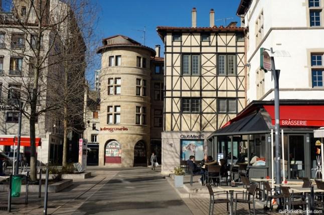 Saint-Etienne, place du Peuple