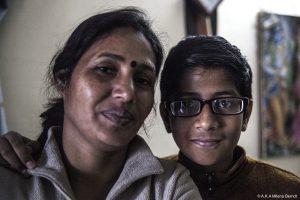 Bhopal-Sarita-et-son-fils