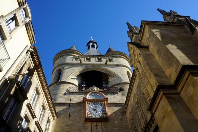 Bordeaux, Grosse cloche