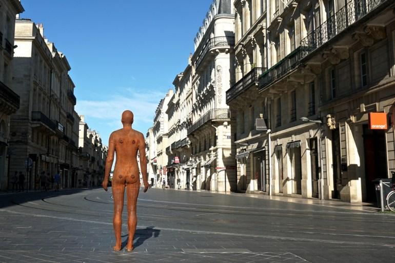 Bordeaux, cours de l'Intendance