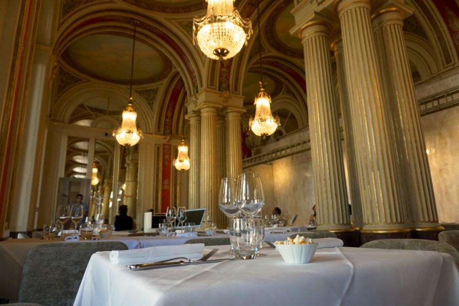 Bordeaux, restaurant Le Quatrième Mur