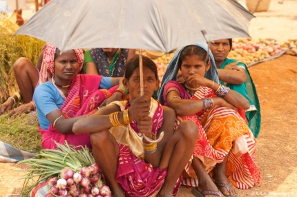 Inde, tribus du Bastar