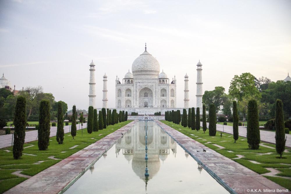 Inde, Agra, Taj Mahal