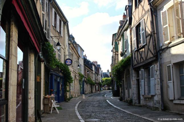Bourges, centre-ville