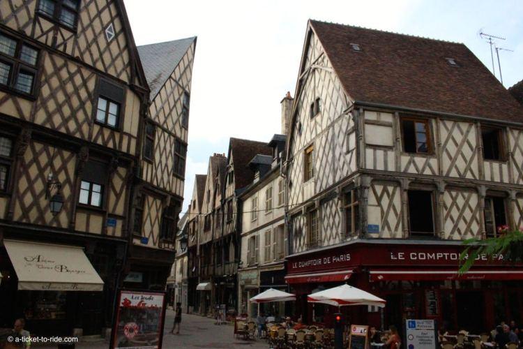 Bourges, centre historique