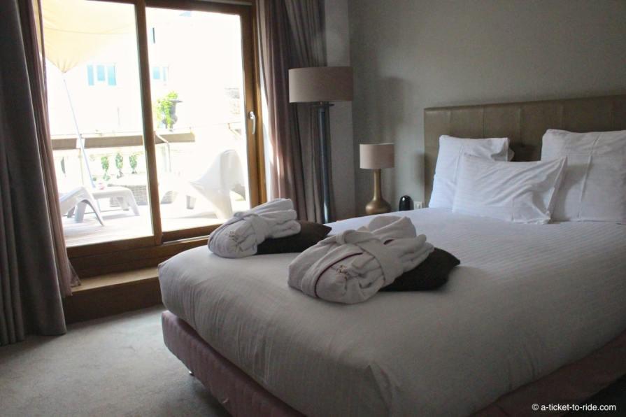Bourges, chambre Hotel Villa C