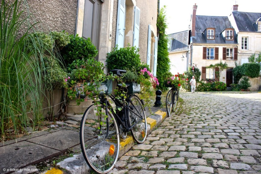 Bourges, velo
