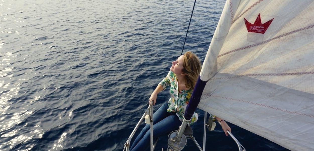 Expérience voilier, Sharing tour, Marseille