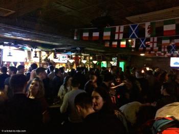 Ecosse, Edimbourg, ambiance dans les pubs