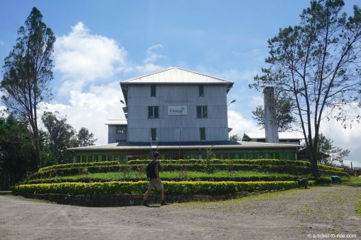 Sri Lanka, Ella, Finlay's factory