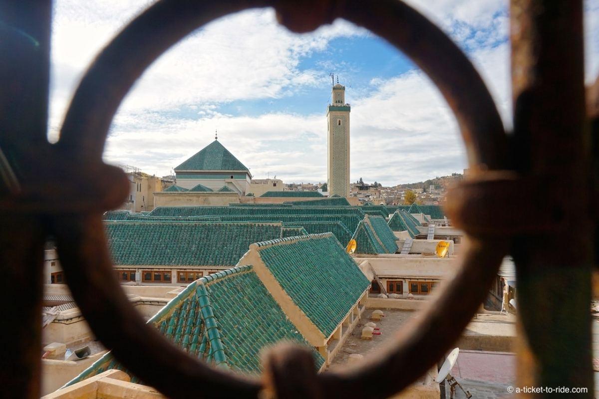 Fès, mosquée Karaouiyine