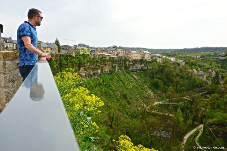 Aveyron, Trou de Bozouls