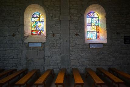 Ain, Chapelle de Retord, intérieur