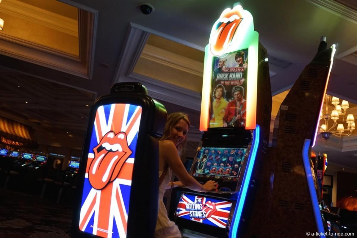 USA, Las Vegas, casino elo