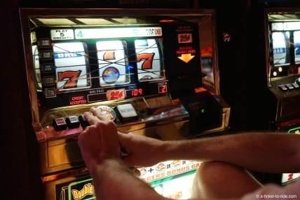 USA, Las Vegas, jackpot