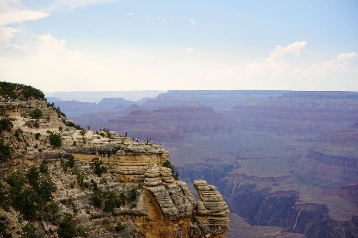 Yavapai-point-grand-canyon