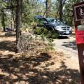Grand canyon, Mather campground