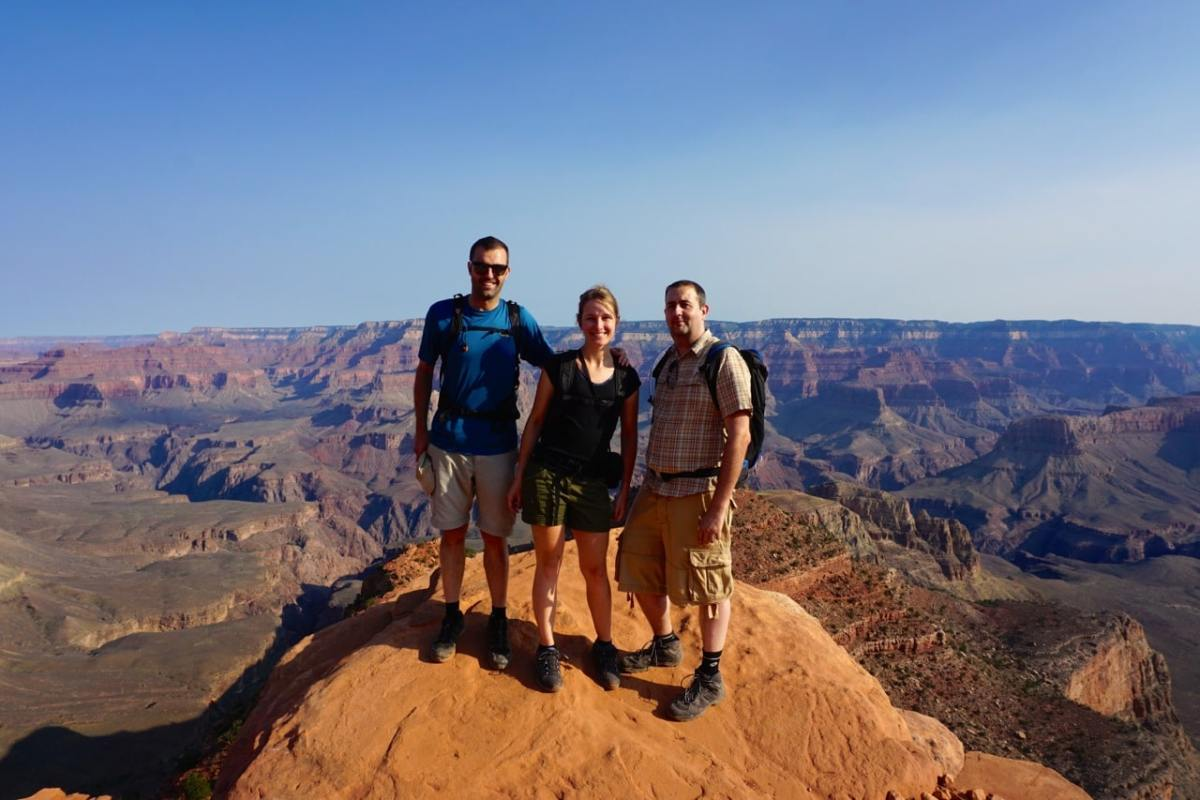 Grand canyon, South Kaibab Trail