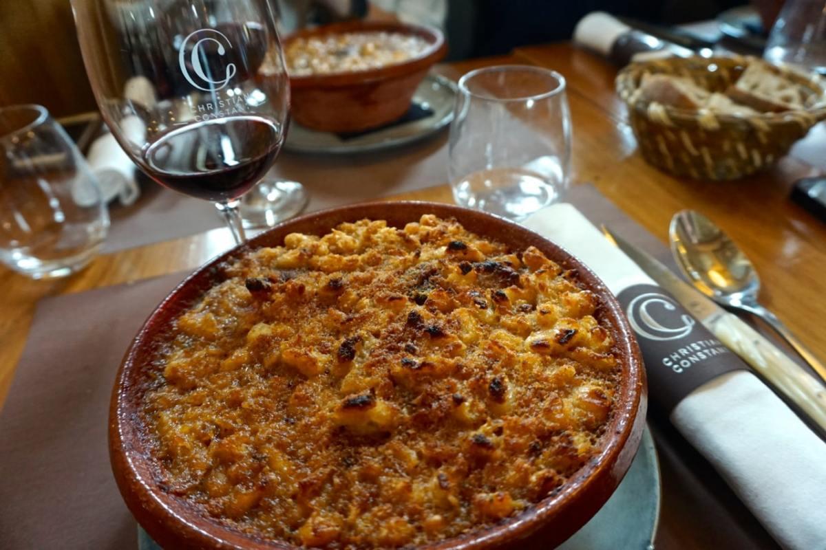 Toulouse, cassoulet du Bibent
