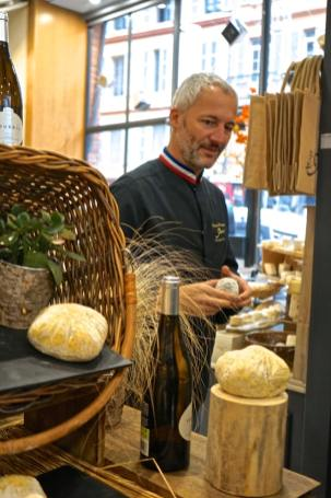 Toulouse, Fromagerie, Francois Bourgon