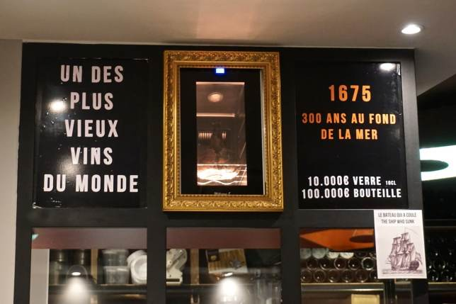 Toulouse, n°5 wine bar, bouteille