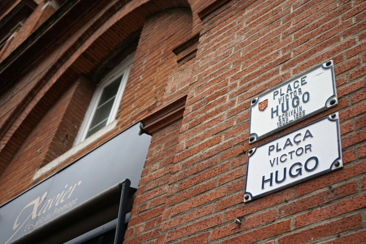 Toulouse, place Victor-Hugo