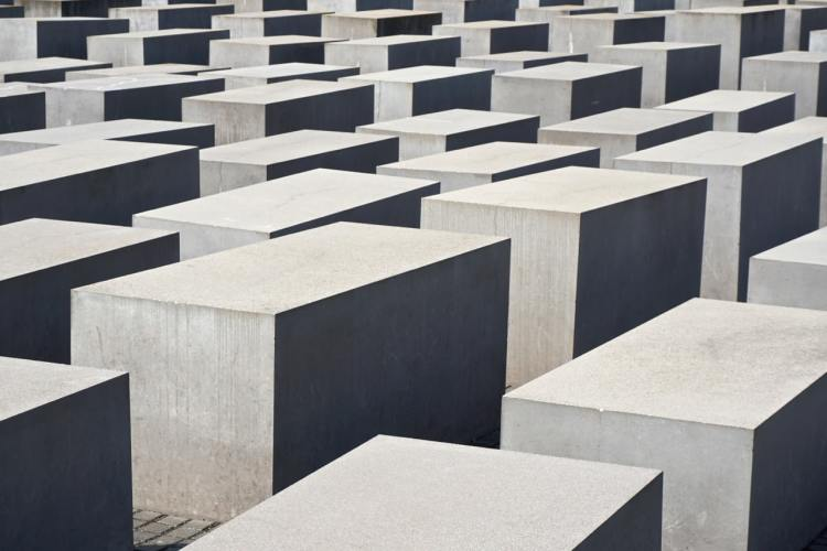 Berlin, Memorial de l'Holocauste