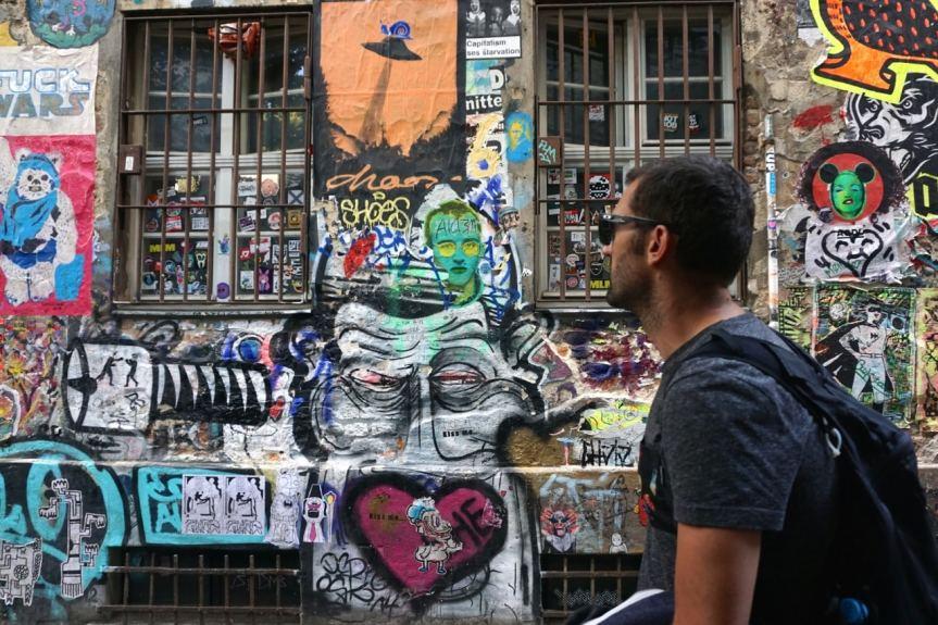 Berlin, Street art