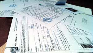 Documents pour une demande de visa russe