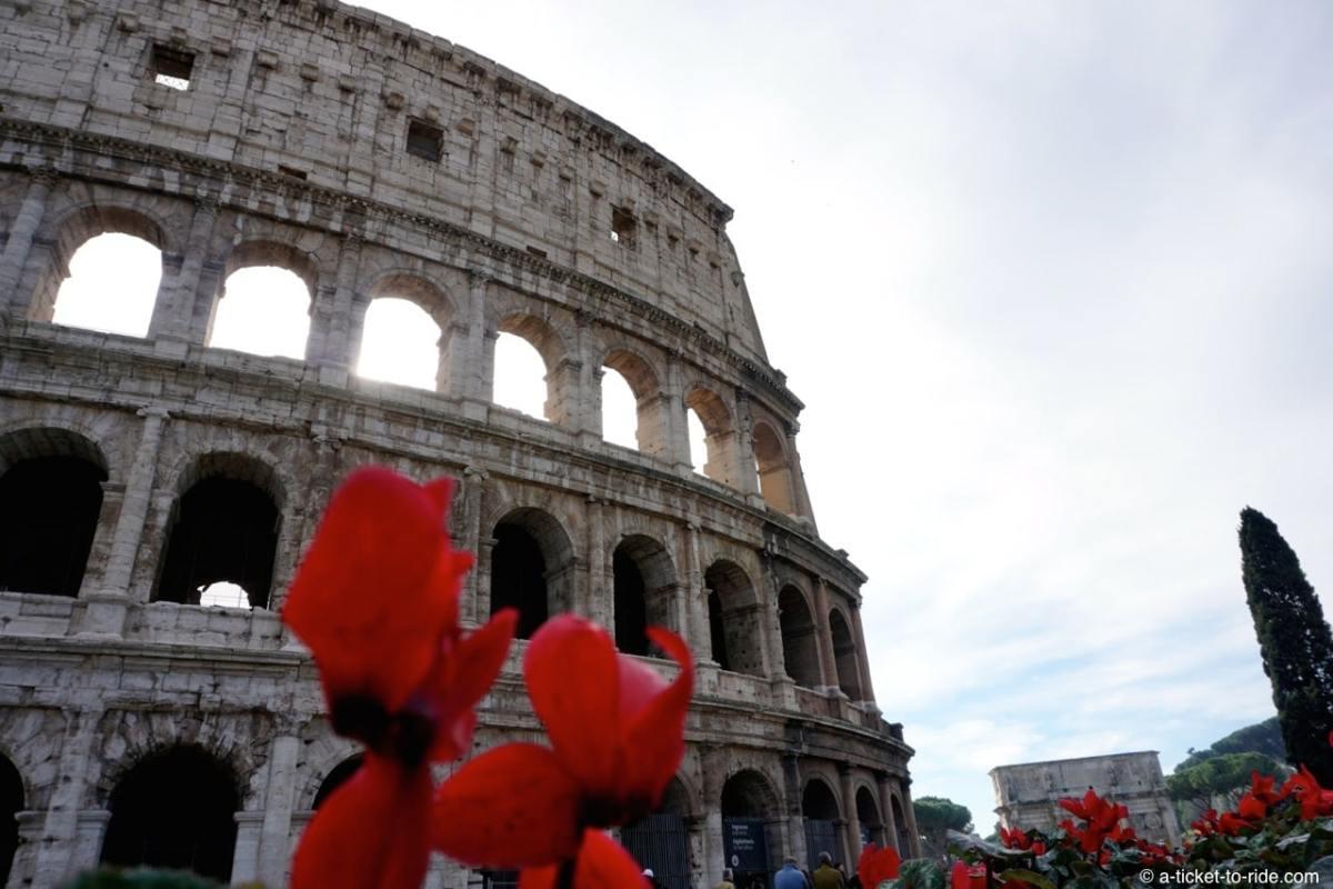Italie, Rome, Colisée