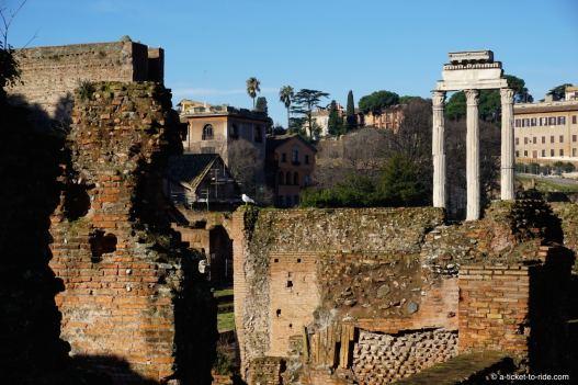 Italie, Rome, Forum romain