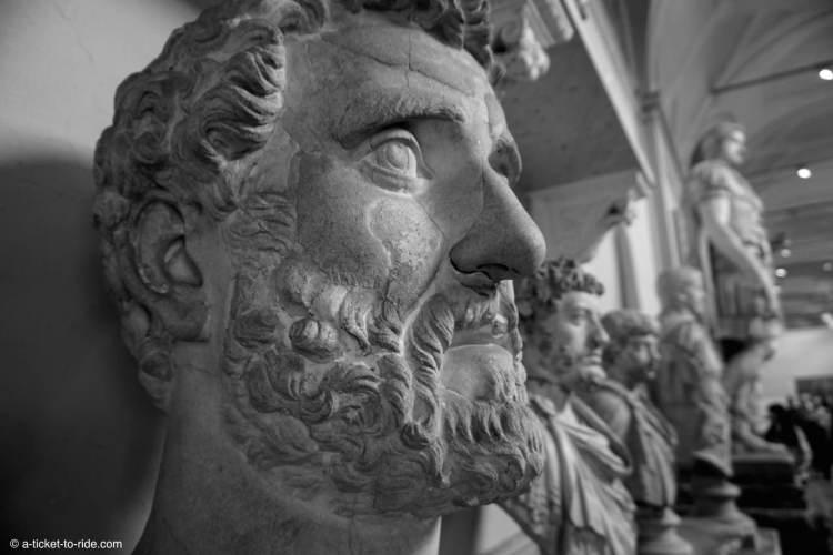 Italie, Rome, musées du Vatican
