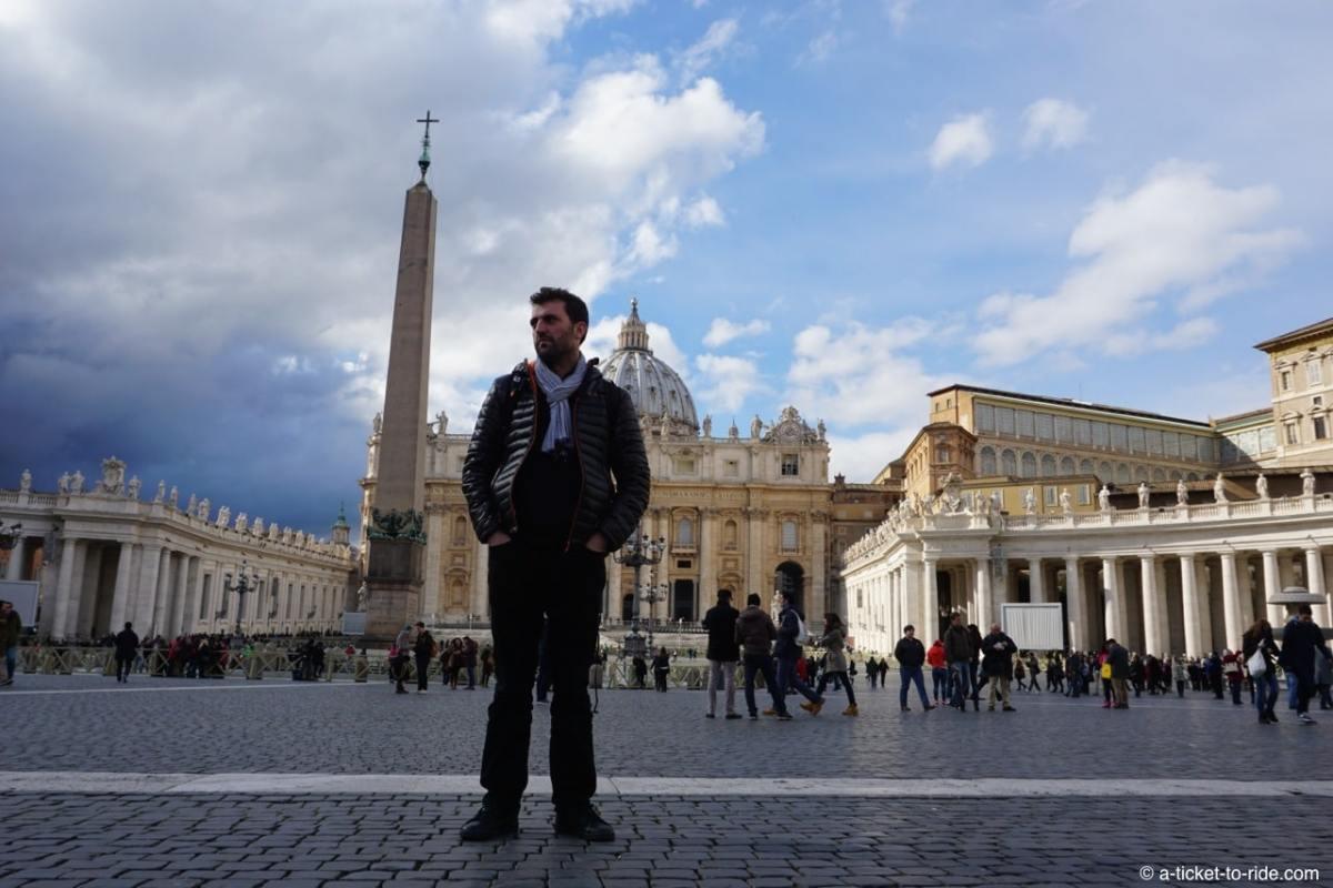 Italie, Rome, Vatican