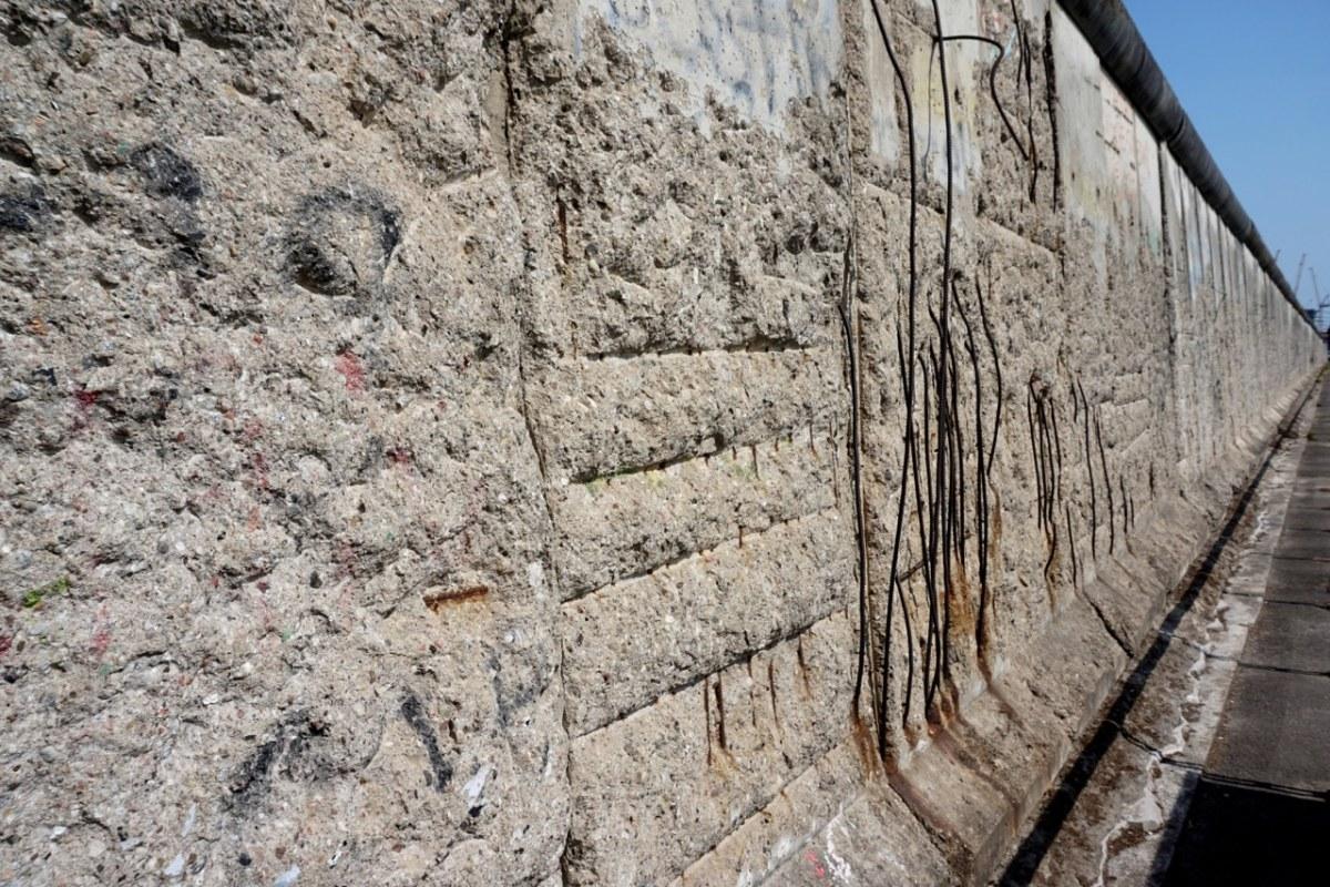 Berlin, vestiges du mur