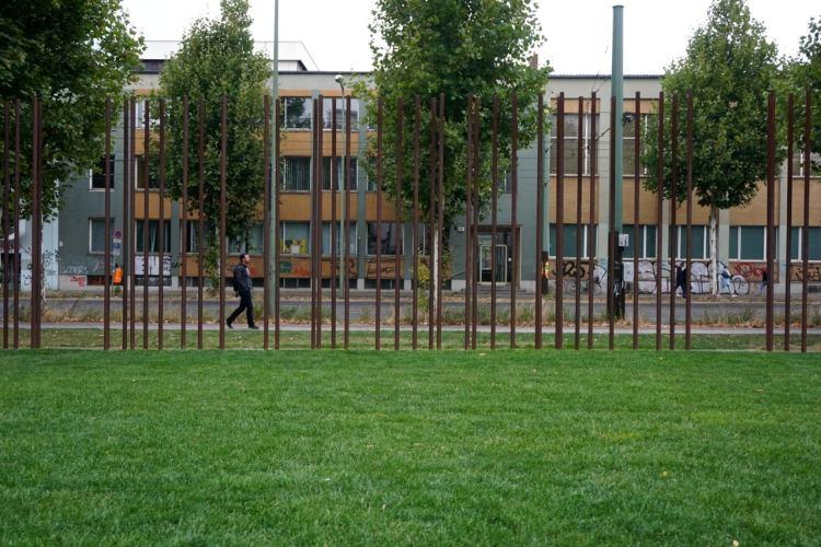 Berlin, Mémorial du Mur